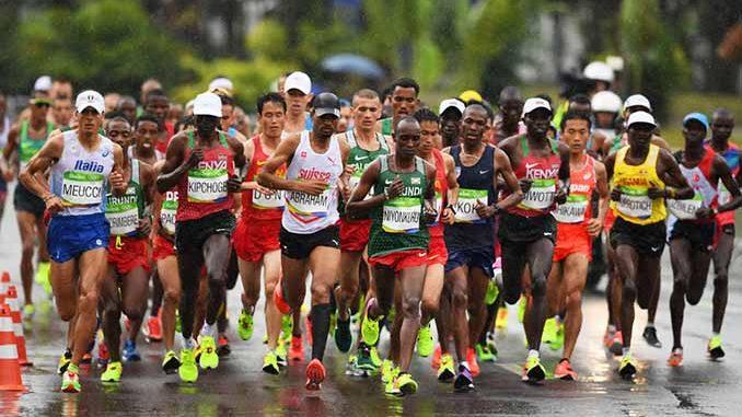 Marathon-Olympics