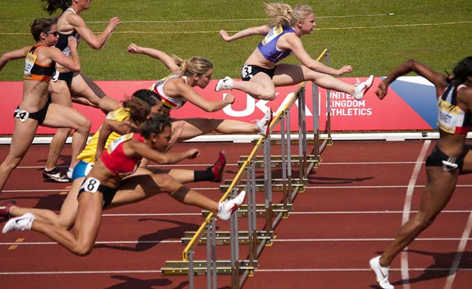 Hurdles-photo